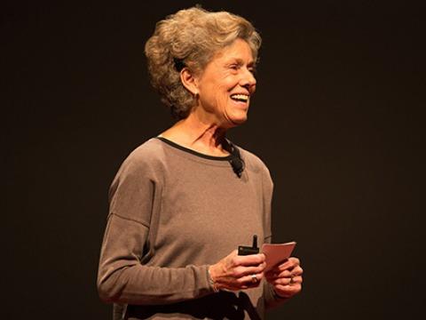 Jody Haymond presents at 2018 TEDxGrinnellCollege