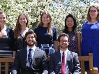 2016-17 Fulbright recipients