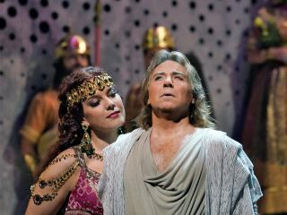 Scene from Samson et Dalila