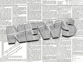 News and newspapers