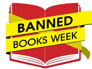 Banned Books Week, September 22-28, 2019