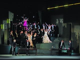 Scene from Manon