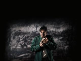Peter Mattei as Wozzeck