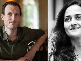 Christopher Kloeble & Saskya Jain image