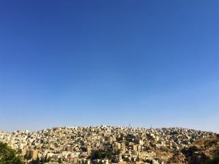 Amideast Amman city