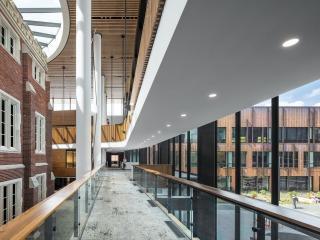HSSC Interior View
