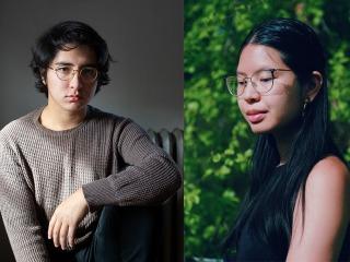 Santiago Jose Sanchez and Larissa Pham image