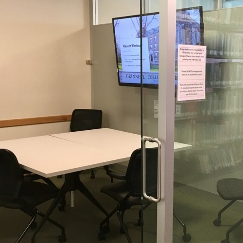 Burling Group Study Spaces