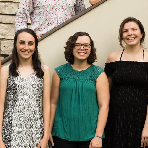 6 Ladies Education Society scholarship recipients
