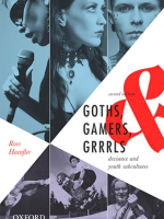 cover of Goths, Gamers, and Grrrls