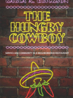 Cover of The Hungry Cowboy