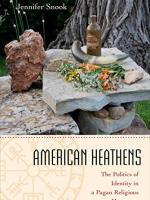 Cover of American Heathens by Jennifer Snook