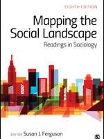 Cover of Mapping the Social Landscape by Susan J. Ferguson