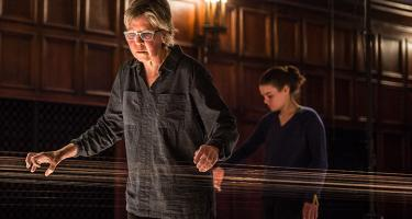 Ellen Fullman performs Long String Insturment