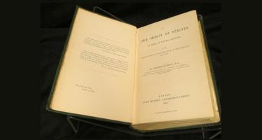 On the Origin of Species, 1st edition, by Charles Darwin
