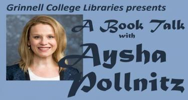 Aysha Pollnitz Book Talk