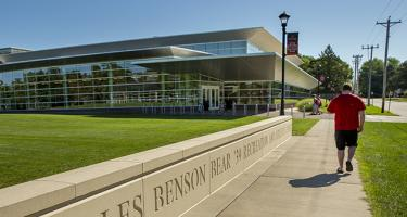 Charles Benson Bear '39 Recreation and Athletic Center