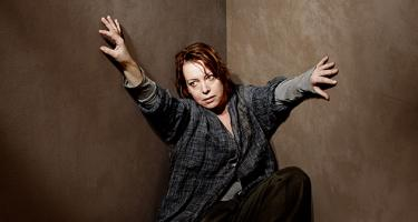 "Soprano Nina Stemme stars as Elektra in the Met's production of ""Elektra."""