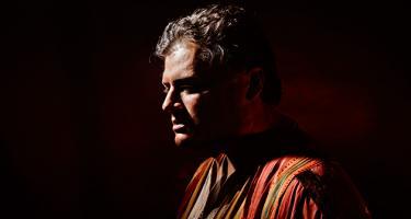 Aleksandrs Antonenko as Otello in The Metropolitan Opera's Otello