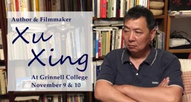 Bejing writer and documentary filmmaker Xu Xing