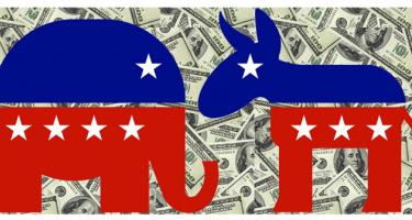 Democrats, Republicans, and Money