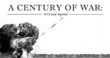 Poster image: planes on bombing raid