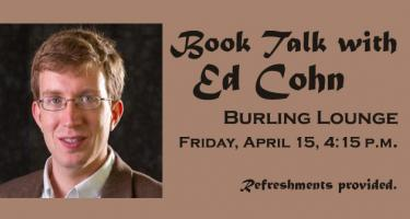 Ed Kohn Book Talk