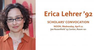 Erica Lehrer '92