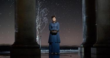 Scene from Met Opera's Eugene Onegin