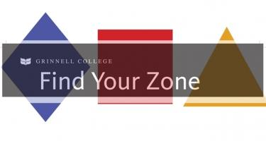 Find Your Zone in Burling Library