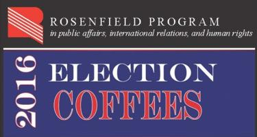Rosenfield Program 2016 Election Coffees