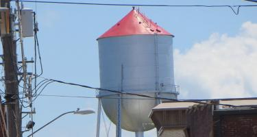 Grinnell Water Tower