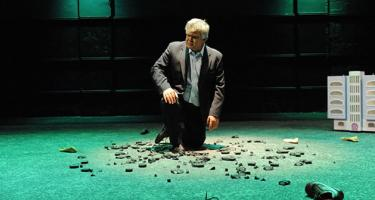 Gassan Abbas in I Shall Not Hate at Mosaic Theater Company of DC