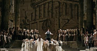 Still from the Met Opera's Ideomeneo live in hd