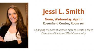 Jessi L. Smith Presentation Banner