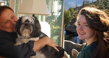 Stephen Kuusisto and Tessa Cheek image