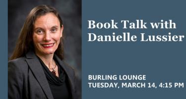 Danielle Lussier, Political Science