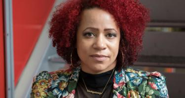 Nikole Hannah-Jones, credit James Estrin The New York Times