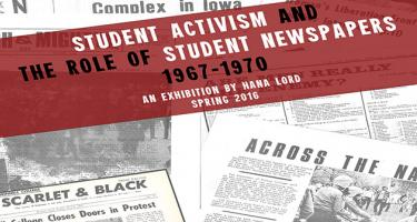 Student Activist Newspapers