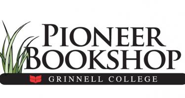 logo for Grinnell College's Pioneer Bookshop