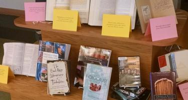 Grinnell College Libraries Preservation Book Display