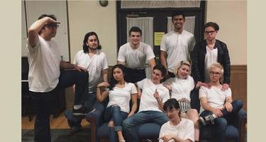 Ritalin Test Squad Improv Group, Fall Semester 2017