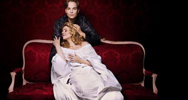 Elīna Garanča as Octavian and Renée Fleming as the Marschallin in Strauss's Der Rosenkavalier