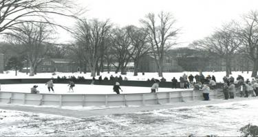 Grinnell College Skating Plaza