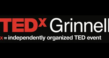 TEDxGrinnell x = independently organized TED event