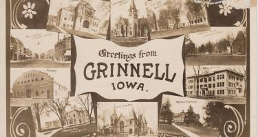 Greetings from Grinnell, Iowa