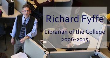 Richard Fyffe Memorial