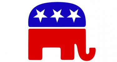 Elephant symbol of the Republican Party