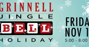 Jingle Bell Holiday Logo