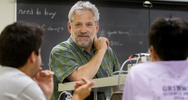 Professor Lindgren